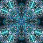 Paua Dreams Series #004 by MelDavies