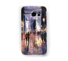 Paris Miting Point Arc de Triomphie Samsung Galaxy Case/Skin