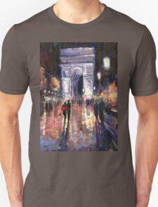 Paris Miting Point Arc de Triomphie T-Shirt