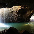 Natural Arch - Mother Nature's Beauty by Troy Curry