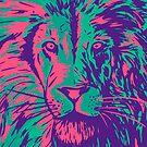 Lion colors by weirdbird