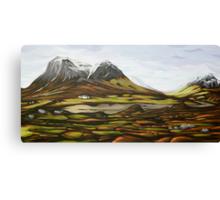 Buachaille Etive Mor Canvas Print