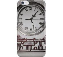 My Ideal Modern Time Machine  iPhone Case/Skin
