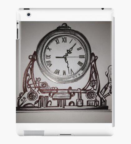 My Ideal Modern Time Machine  iPad Case/Skin