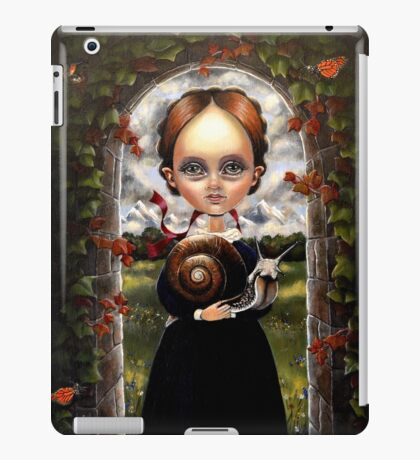 Victoire & Hugo iPad Case/Skin