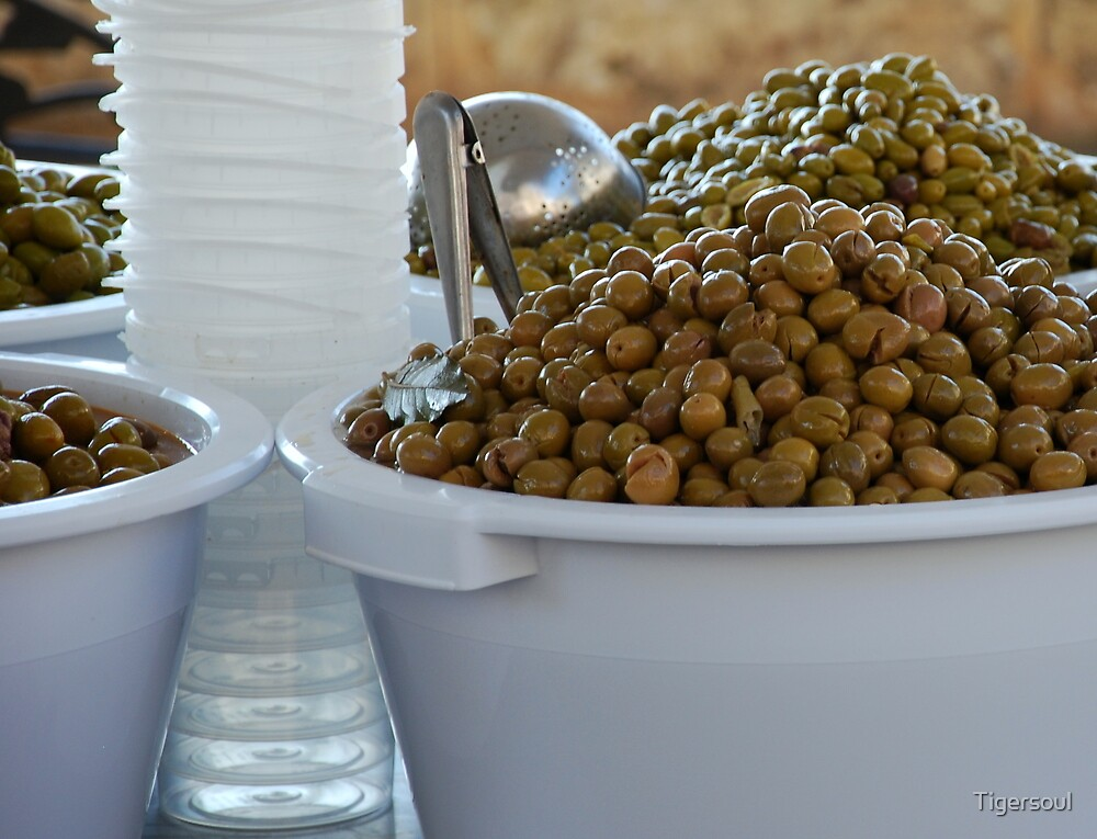 Olives. by Tigersoul