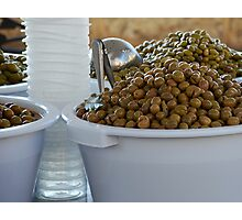 Olives. Photographic Print
