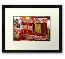 Honey. Framed Print