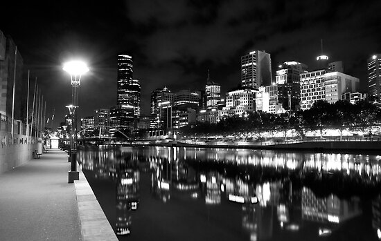 Yarra River Melbourne by Chris Muscat