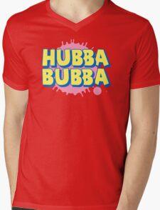 HUBBA BUBBA Mens V-Neck T-Shirt
