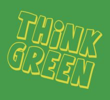 Think Green by red addiction