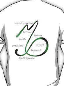 Capricorn Traits T-Shirt