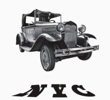 New York cab by leksele