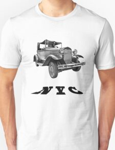 New York cab T-Shirt