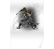 Final Fantasy Dissidia - Zidane Poster