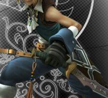 Final Fantasy Dissidia - Zidane Sticker