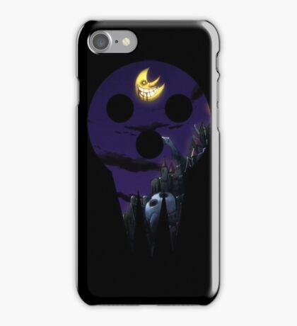 SOUL EATER Lord Death - Night Scene iPhone Case/Skin