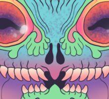 Strange Frog Sticker