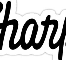 Sharpie T-shirt Sticker