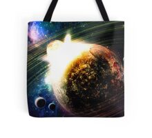 The end of the beginning Tote Bag