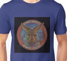 Kangaroo Knife Fight Unisex T-Shirt