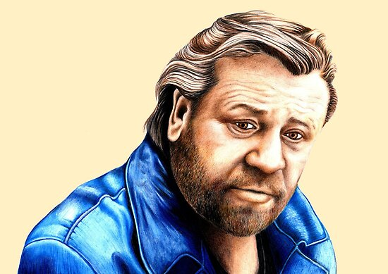 'Vincent' played by Ray Winstone by Margaret Sanderson