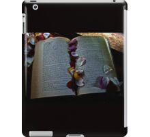 Forgotten Pages iPad Case/Skin