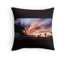 Another Havasu Sunset Throw Pillow