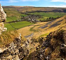 Rocky path to Kettlewell by Shaun Whiteman