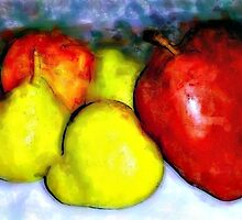 Fruited by Lisa Taylor
