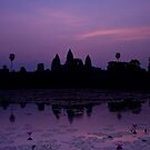 The Magnificent Angkor Wat by Gethin