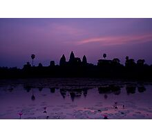 The Magnificent Angkor Wat Photographic Print