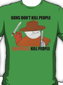 Killer Squirrel T-Shirt