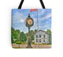 Memorial Clock Tote Bag