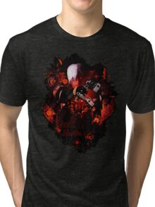 Devil May Cry 1 - Devil Hunter Tri-blend T-Shirt