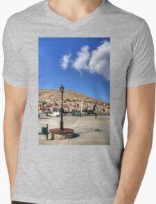 Harbour Light Mens V-Neck T-Shirt