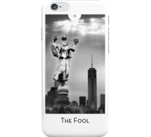 City Mystic • New York The Fool Card iPhone Case/Skin