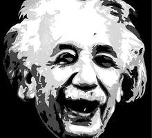 Albert Einstein by Dean Smith