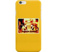 """""""Redneck Cadillac""""... prints and products iPhone Case/Skin"""