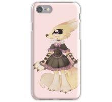 Gothic lolita Renamon iPhone Case/Skin