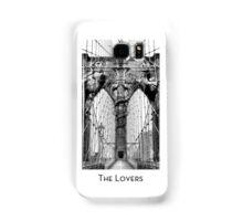City Mystic • New York The Lovers Samsung Galaxy Case/Skin