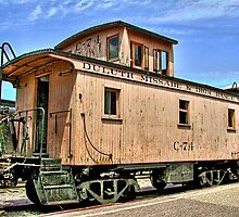Caboose by ECH52