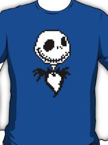 Jack Skellington - pixel art T-Shirt