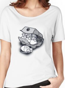 Bad Eggs Women's Relaxed Fit T-Shirt