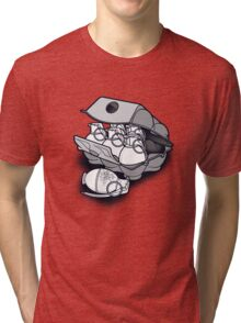 Bad Eggs Tri-blend T-Shirt