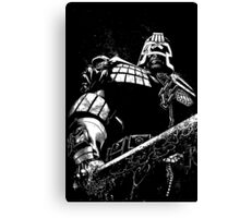 He is the law  Canvas Print