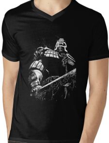 He is the law  Mens V-Neck T-Shirt