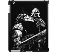 He is the law  iPad Case/Skin