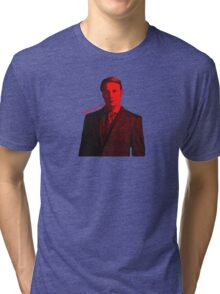 Hannibal - Pleased to eat you Tri-blend T-Shirt