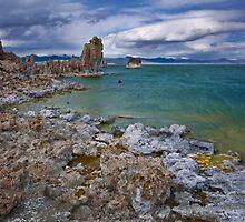 Mono Lake, Before the Storm by MattGranz